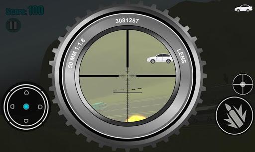 Sniper Traffic Hunter Game 1.5 screenshots 6