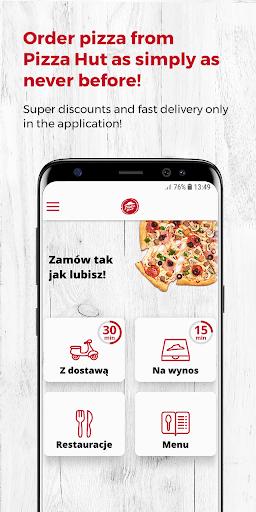 Pizza Hut PL  screenshots 1