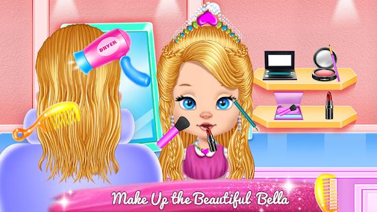 Little Bella Braided Hair Salon 1.1.1 Screenshots 9