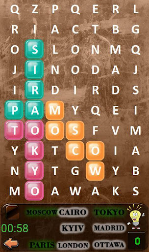 Search for The Words - Crossword 10.64 Screenshots 3