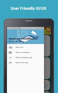 Medicos Abbreviation :Medical Short Form Offline