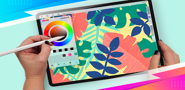 Procreate Paint pro Editor For Android Guide Screenshot