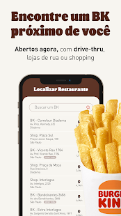 Burger King Brasil 3.5.2 Screenshots 4