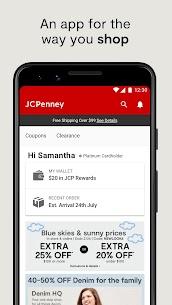 JCPenney – Shopping & Deals Mod 10.14.0 Apk (Unlocked) 1