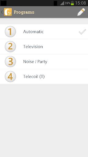 connexx smart remote screenshot 2