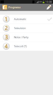 Connexx Smart Remote screenshots 2
