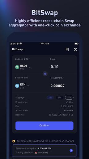 BitKeep Wallet Pro android2mod screenshots 3