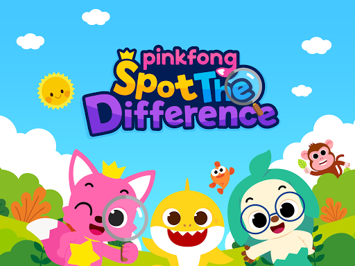 Pinkfong Spot the difference : Finding Baby Shark 3.0 screenshots 6