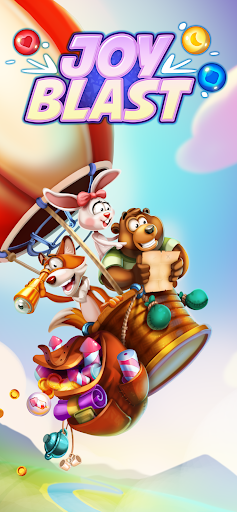 Joy Blast  - Match three puzzle adventure game! 0.6 screenshots 1