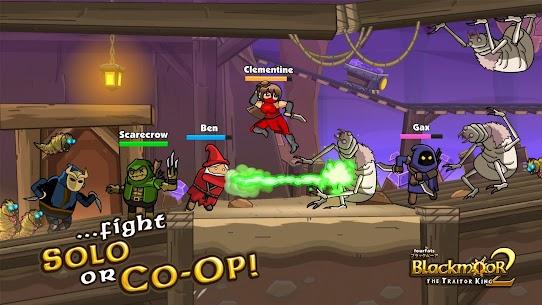 Blackmoor 2: Fantasy Action Platformer MOD (Unlimited Gold Coins) 4