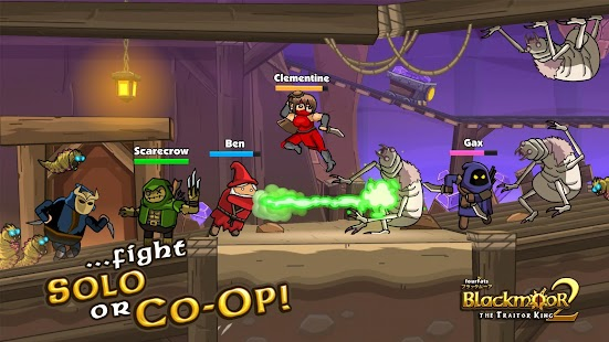 Blackmoor 2: Fantasy Action Platformer Screenshot