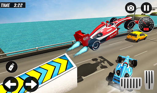 Top Speed Formula Car Racing Chase 2019  screenshots 3