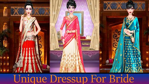 Code Triche Indian Wedding Makeup  APK MOD (Astuce) screenshots 1