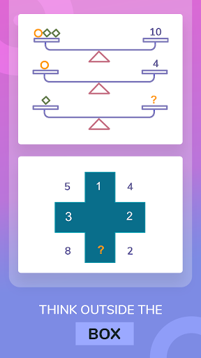 Math Games - Math Puzzles , Best Riddles & Games 1.7 screenshots 2