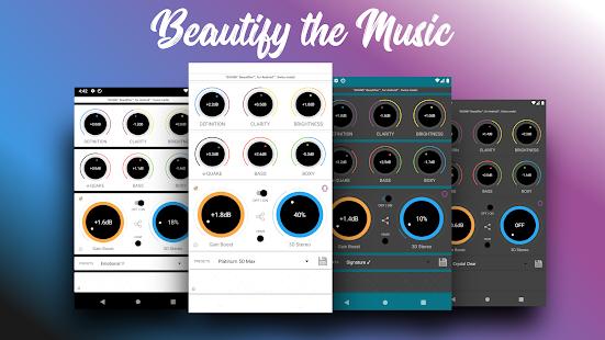 °SOUND° Beautifier - Equalizer & Volume Booster 1.1.80 screenshots 1