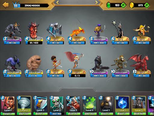Castle Crush: Epic Battle - Free Strategy Games 4.5.8 screenshots 7