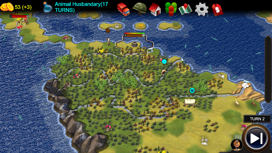 World of Empires 2 MOD (Unlimited Money) 3