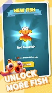 Fish Go.io - Be the fish king Screenshot