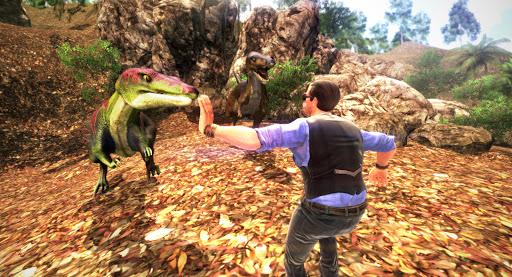 VR Jurassic - Dino Park & Roller Coaster Simulator apktram screenshots 5