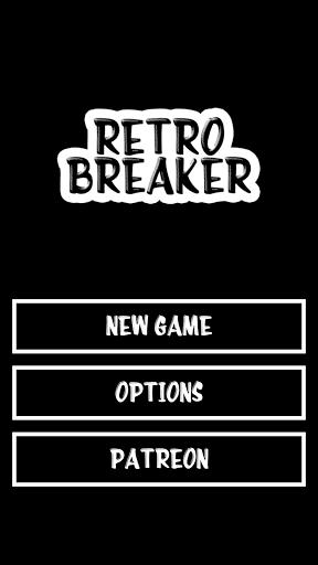 Retro Breaker - Brick Breaker Game  APK MOD (Astuce) screenshots 1