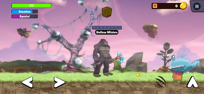 Kaiju Brawl 36 APK + Mod (Unlimited money) إلى عن على ذكري المظهر