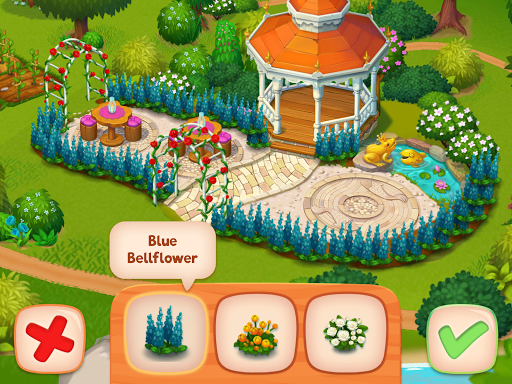 Delicious B&B: Match 3 game & Interactive story 1.17.10 screenshots 21
