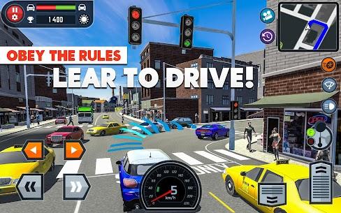 Car Driving School Simulator Mod 4