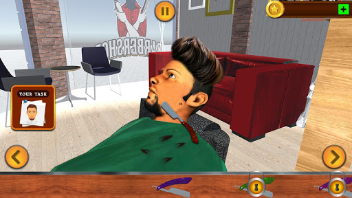 Virtual Barber Shop Simulator Hair Cut Game 2020 Download Apk Free For Android Apktume Com