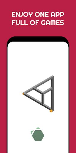 Bored Button - Games apkmartins screenshots 1
