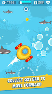 O2, Please – Underwater Game