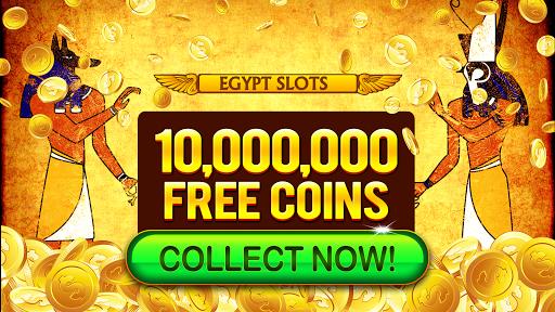 egypt slots - free vegas casino machines screenshot 3