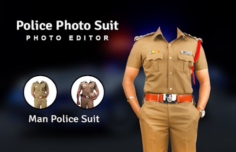 Police Photo Suit for Mens and Womens Photo Editor Apk app for Android 1