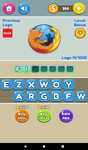 Logo Quiz - Fun Quizzes  screenshots 14