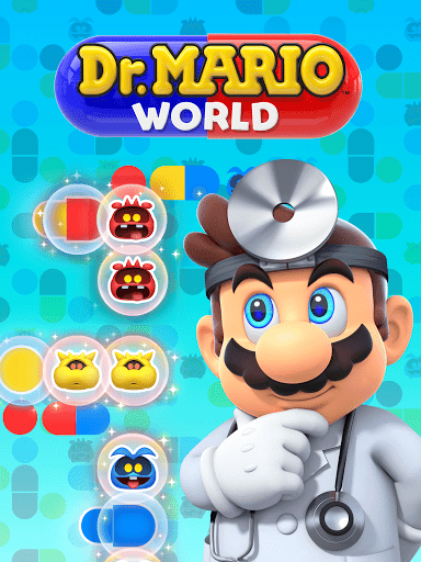 Dr. Mario World  screenshots 24