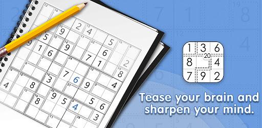 Screenshot of Killer Sudoku - Free Sudoku Puzzles