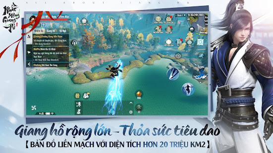 Nhu1ea5t Mu1ed9ng Giang Hu1ed3 - VNG Apkfinish screenshots 10