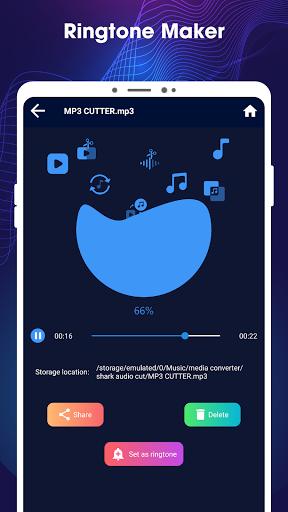 Music Editor: MP3 Cutter, Mix Audio hack tool