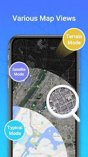 GPS Route Finder-Compass & Speedometer Navigation