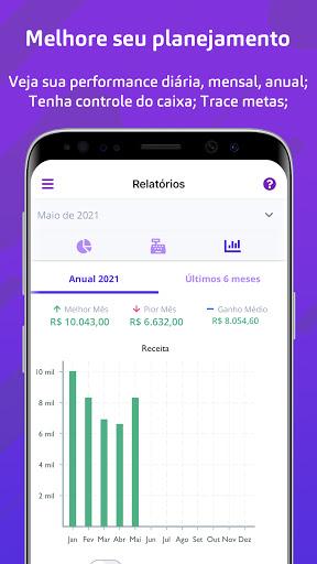 MinhaAgenda: Agenda profissional android2mod screenshots 5