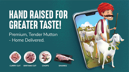 Fresh To Home - Order Chicken, Raw Seafood & Meat apktram screenshots 3