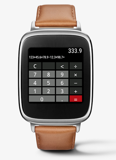 Calculator SP for Android Wear For PC Windows (7, 8, 10, 10X) & Mac Computer Image Number- 6