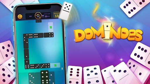 Dominoes - Offline Free Dominos Game apktram screenshots 8