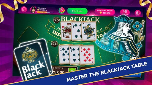 MundiGames - Slots, Bingo, Poker, Blackjack & more 1.8.20 screenshots 6