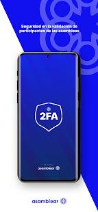 asamblear 2FA 1.1.4 Screenshots 1