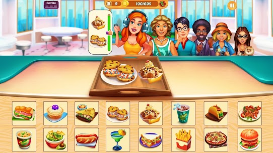 Cook It! Cooking Games Madness & Krusty Cook-off 1.3.4 MOD Apk Download 3