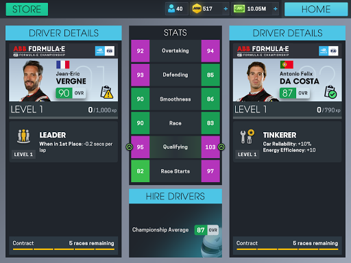 Motorsport Manager Online screenshots 12