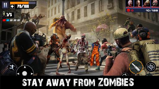 Zombie Hunter 3D: Offline FPS Shooting Game 2021  screenshots 1