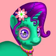 Unicorn & Pony Dress up Games