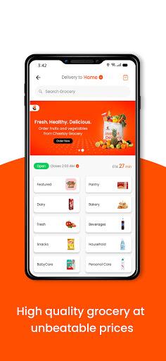 Cheetay, Pakistan's Favourite Delivery App apktram screenshots 4