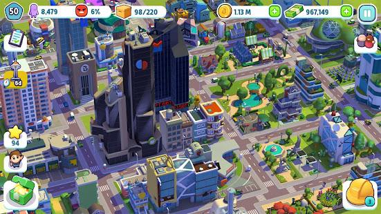 City Mania: Town Building Game screenshots 6
